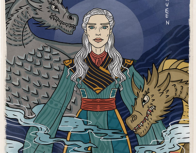 If Game of Thrones were made in Japan