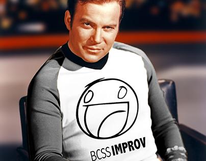 BCSS Improv Team Artwork/Graphics