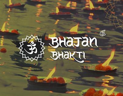 Om Bhajan Bhakti Youtube Channel On Behance