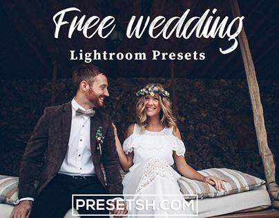 FREE WEDDING Lightroom Preset DOWNLOAD 2019