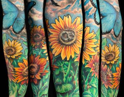 Jackie Rabbit Tattoo Portfolio #3