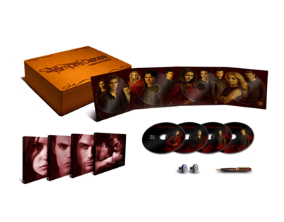 Vampire Diaries Collector's Edition DVD Set