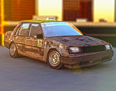 Concho's CAR