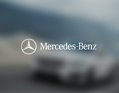 MERCEDES-BENZ APP RE-DESIGN