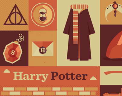 Harry Potter Items