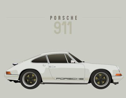 Porsche 911 Colour Series