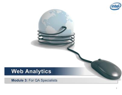 Web Analytics for QA Specialists