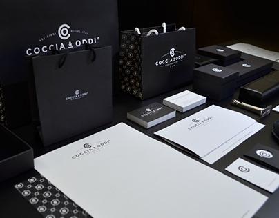 Coccia & Oddi _ Corporate identity