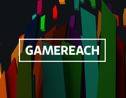 Gamereach Branding