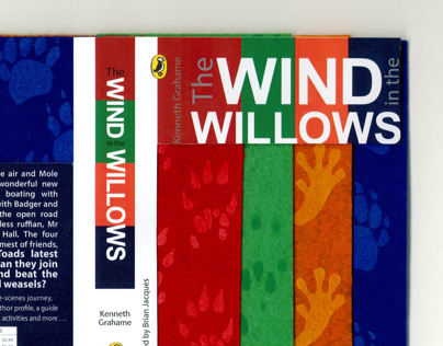 Wind in the Willows Book Cover