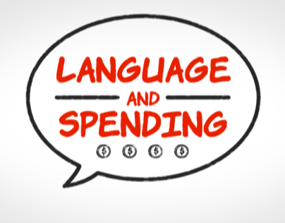Language And Spending