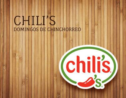 Domingos de Chinchorreo Chili's