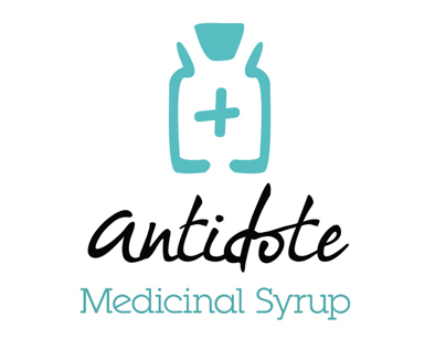 Antidote Medical Syrup - Packaging for the future