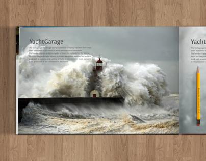 yacht & shipyard catalog