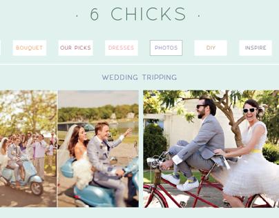 Website design + app