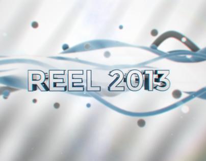 Motion Graphics Design Reel 2013