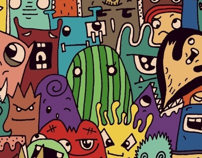 Monsters 132