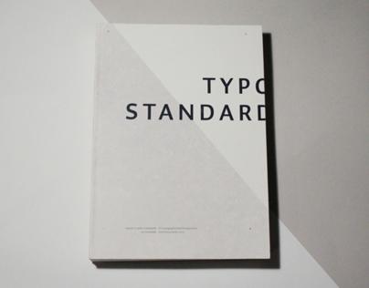 Typo? Standard!