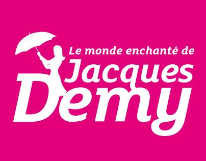 Exposition Le Monde Enchanté de Jacques Demy
