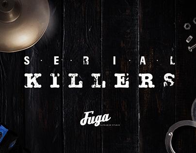 Serial Killers - FUGA Café + Bike Studio
