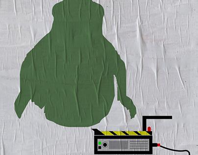 Minimal poster Film