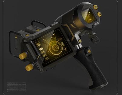 Modular Scanning Device