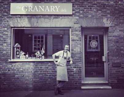 the granary deli