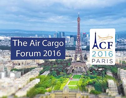 TIACA Air Cargo Forum 2016
