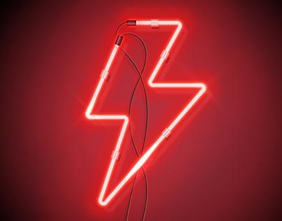 Neon signs | Love'n'like edition