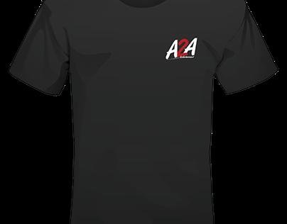 A2A Entertainments T shirt Design