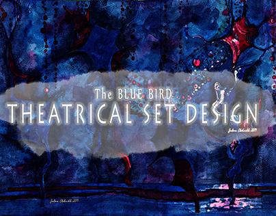 The BLUE BIRD set design