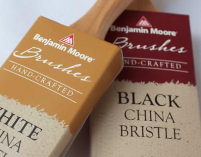 Premium Brush Packaging