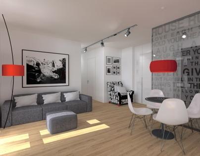 Apartment Pienista, Lodz, Poland