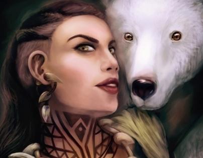 Mercenary Huntress