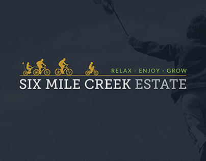 Project Branding - Six Mile Creek Estate
