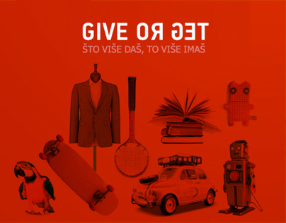 Branding | Give or Get