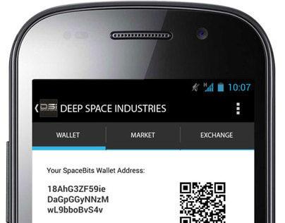 Mobile Digital Currency Wallet