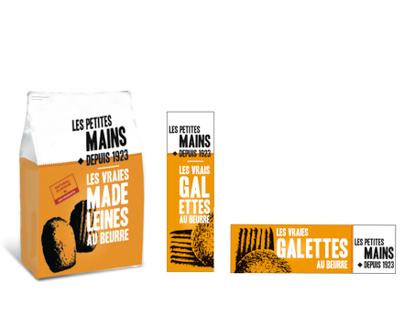 Les Petites Mains - Packaging