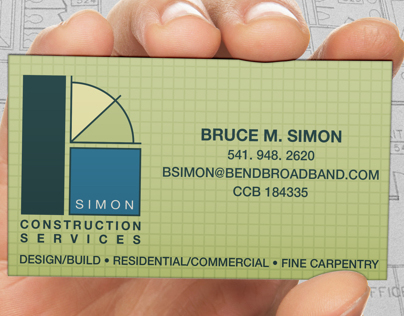 Bruce Simon Construction Logo