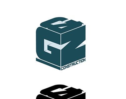 G & Z Construction Logo