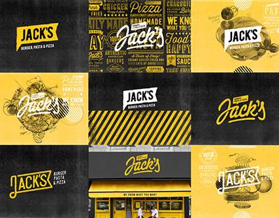 JACK'S BRAND IDENTITY