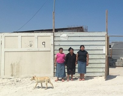Abandoned Communities / Comunidades abandonadas