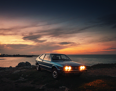 Volkswagen Scirocco - Shot for Petrolicious