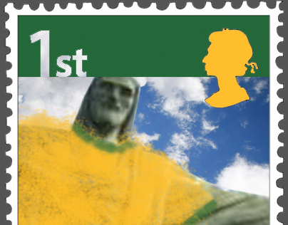 Brazil World Cup 2014 Stamps