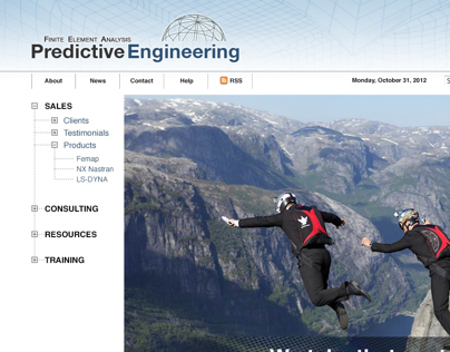 Predictive Engineering Site Design