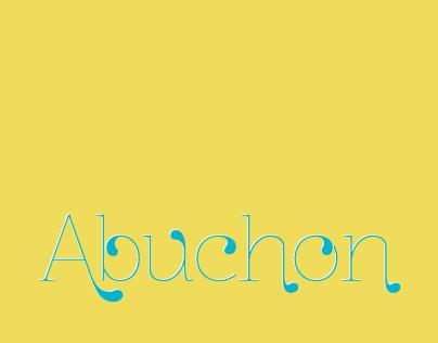 Abuchon Business Card