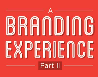 A Branding & Advertising experience - PII