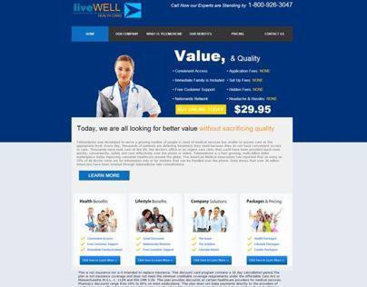 LiveWell Health Card