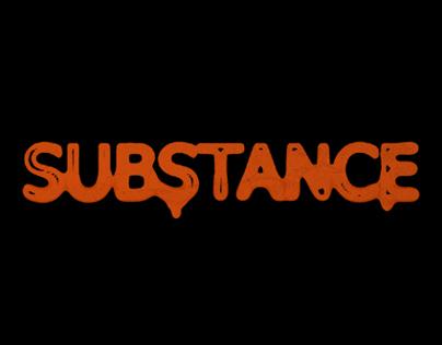 Substance - Title Design