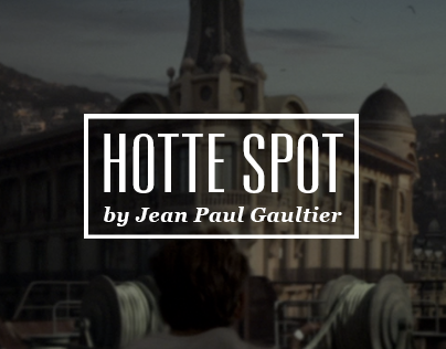 Hotte Spot by Jean Paul Gaultier